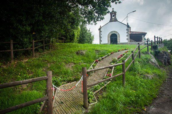 Area recreativa de la ermita de San Roque, Riaño Solorzano