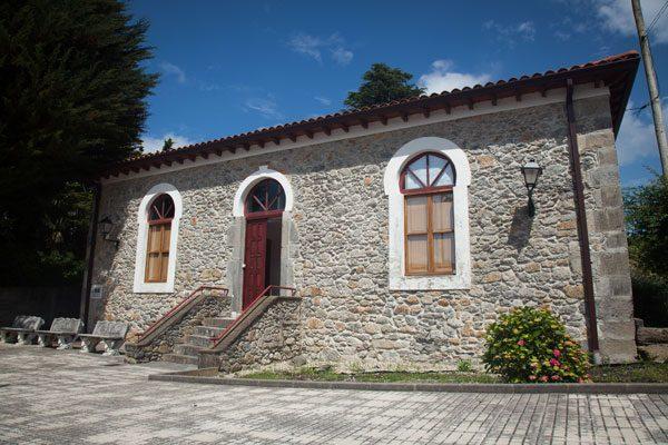 Casa de cultura de Solorzano