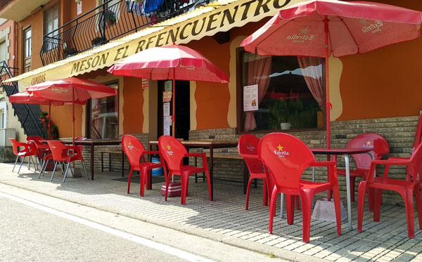 Bar El Reencuentro de Solorzano