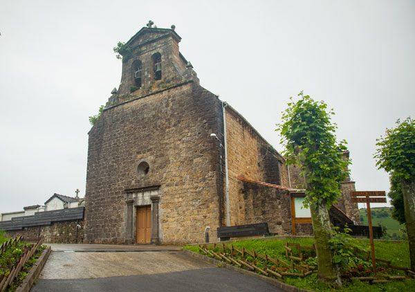 Iglesia de La Asunción en Riaño