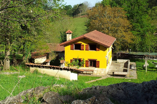 La Casa Encantada Ayto Solórzano