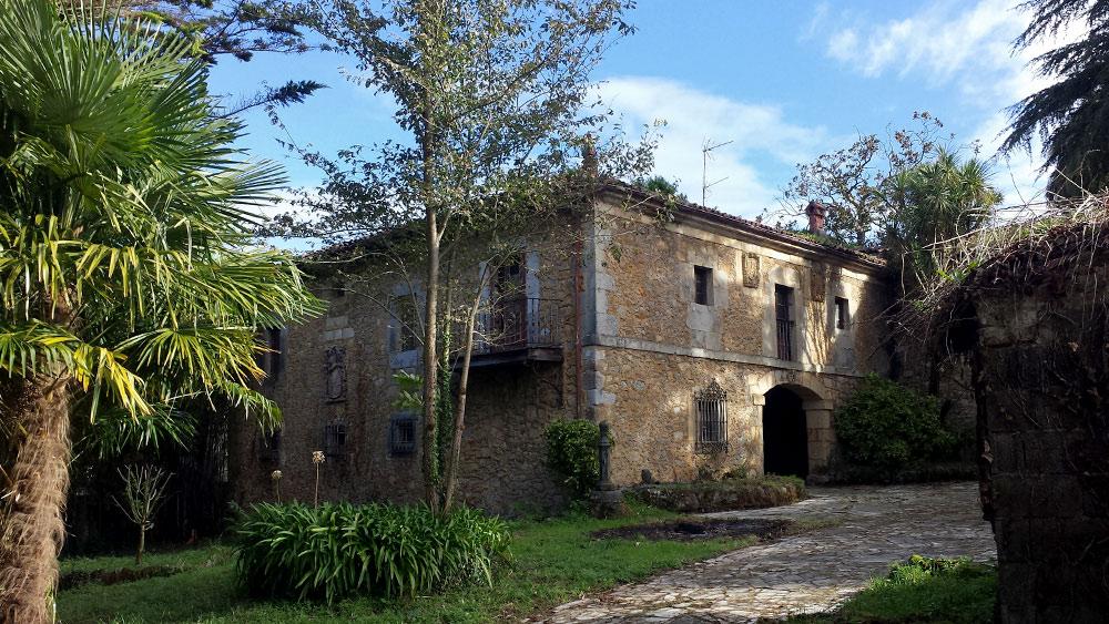 Palacio del Campo Solórzano