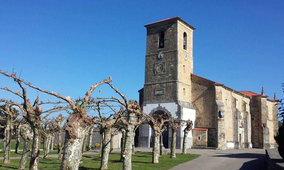 Iglesia de San Pedro - Solórzano