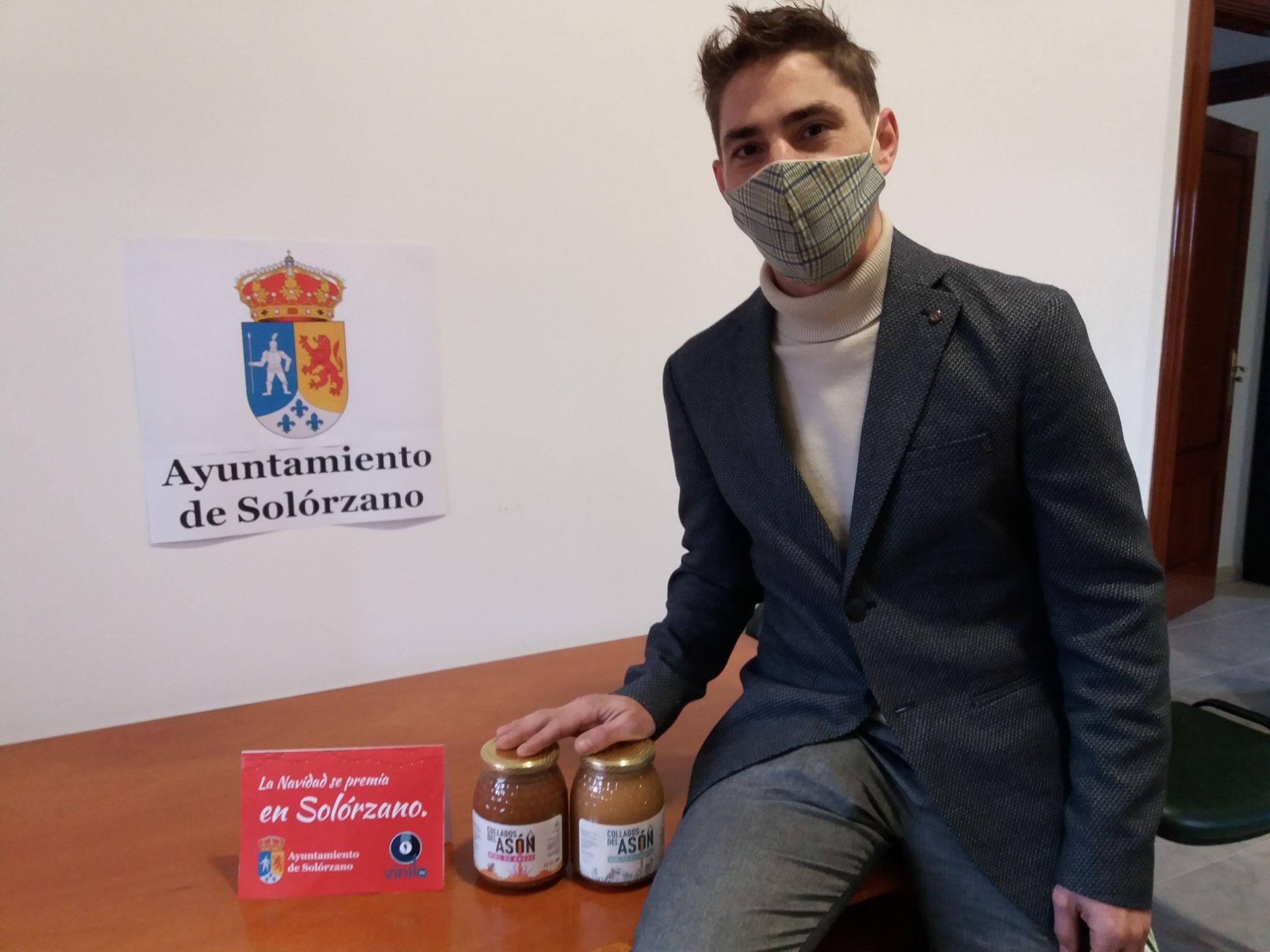 Premio de Miel Collados del Asón.